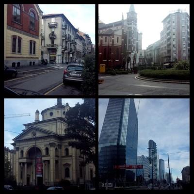 Немного воскресного Милана вам в ленту на прощание))) / A bit of #Sunday #Milan :)