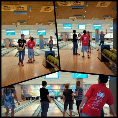 #kids #bowling :)