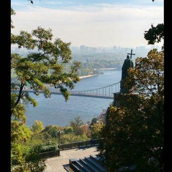 #Kyiv #Kiev #autumn #park #Киев #осень #парк