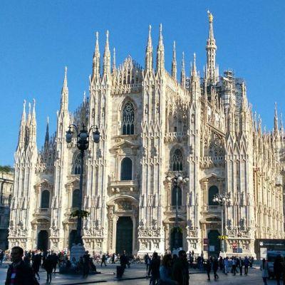 Duomo di Milano #Duomo #milano #italy #cathedral