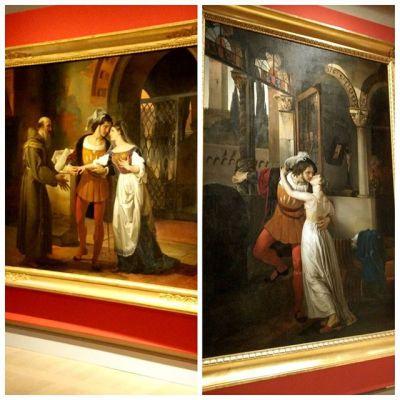 Выставка #Hayez в Галлерее Италии. Вот тут я задержалась :) #arts #gallery #museum #exhibition #gallerieditalia #milan #milano #italia #italy