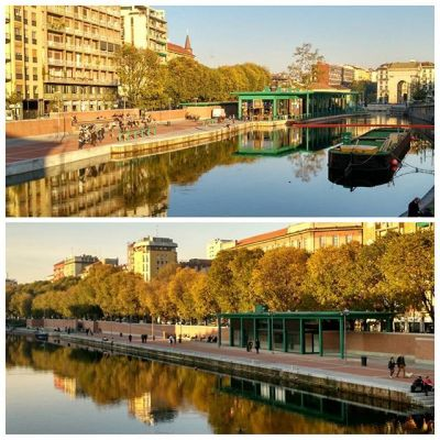 Navigli Grande - Каналы в Милане :) #milano #italy #navigli #channels