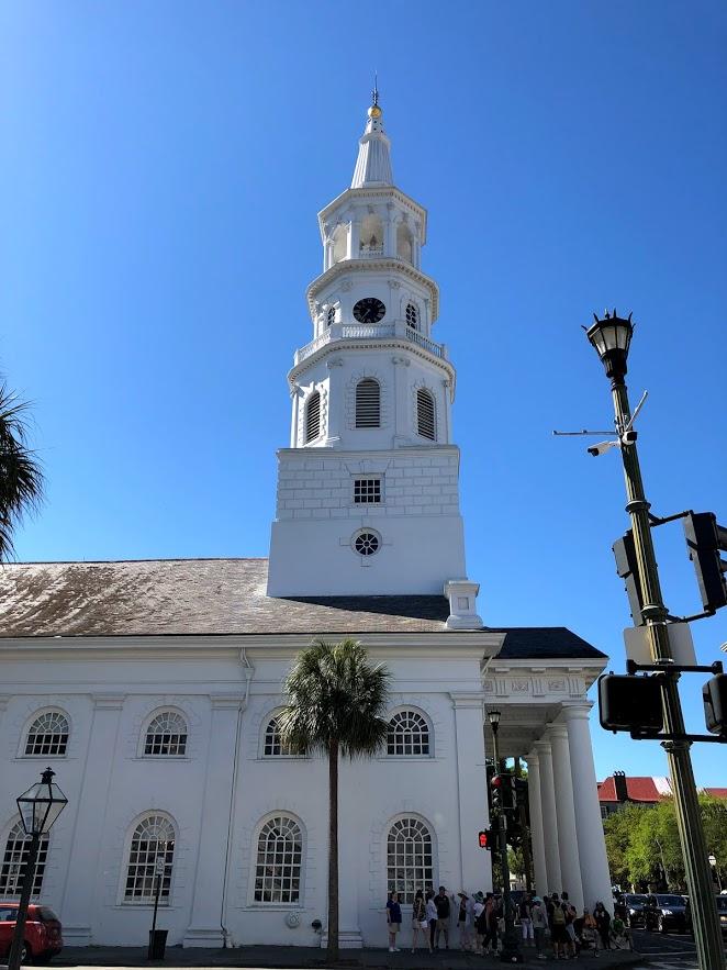 Чарлстон, Южная Каролина: пример классической южной архитектуры