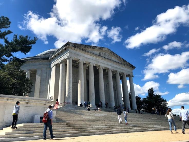 Вашингтон: монумент Джефферсона