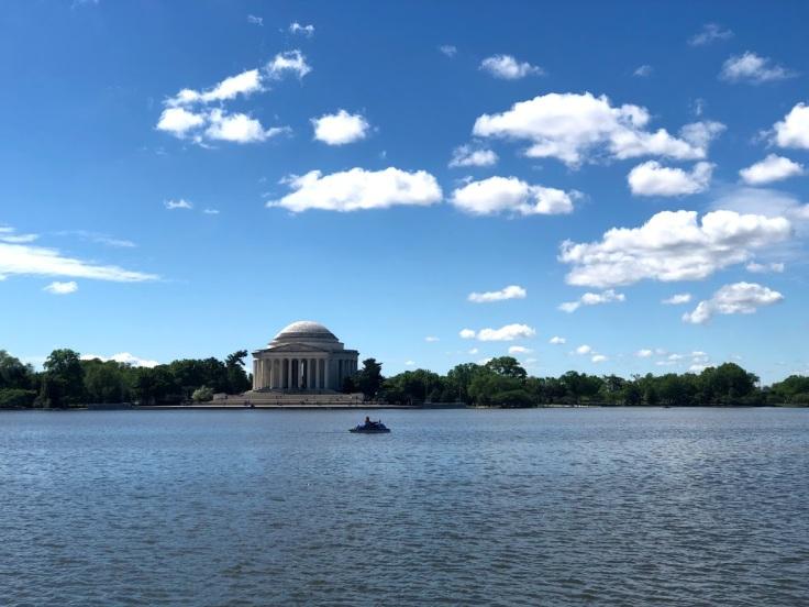 Вашингтон, округ Колумбия: Потомак и Tidal Basin