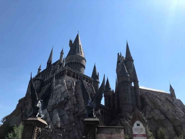 Хогвартс. Мир Гарри Поттера, Ордандо, Флорида, США