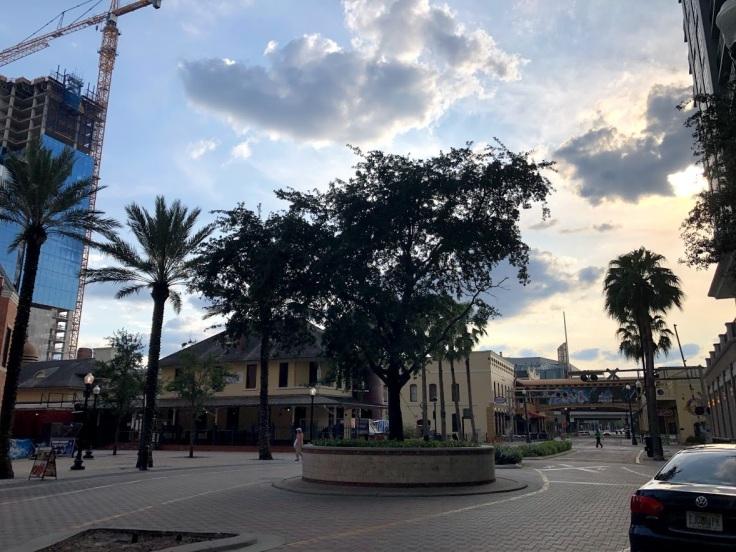 Орландо, Флорида. Историчесий квартал